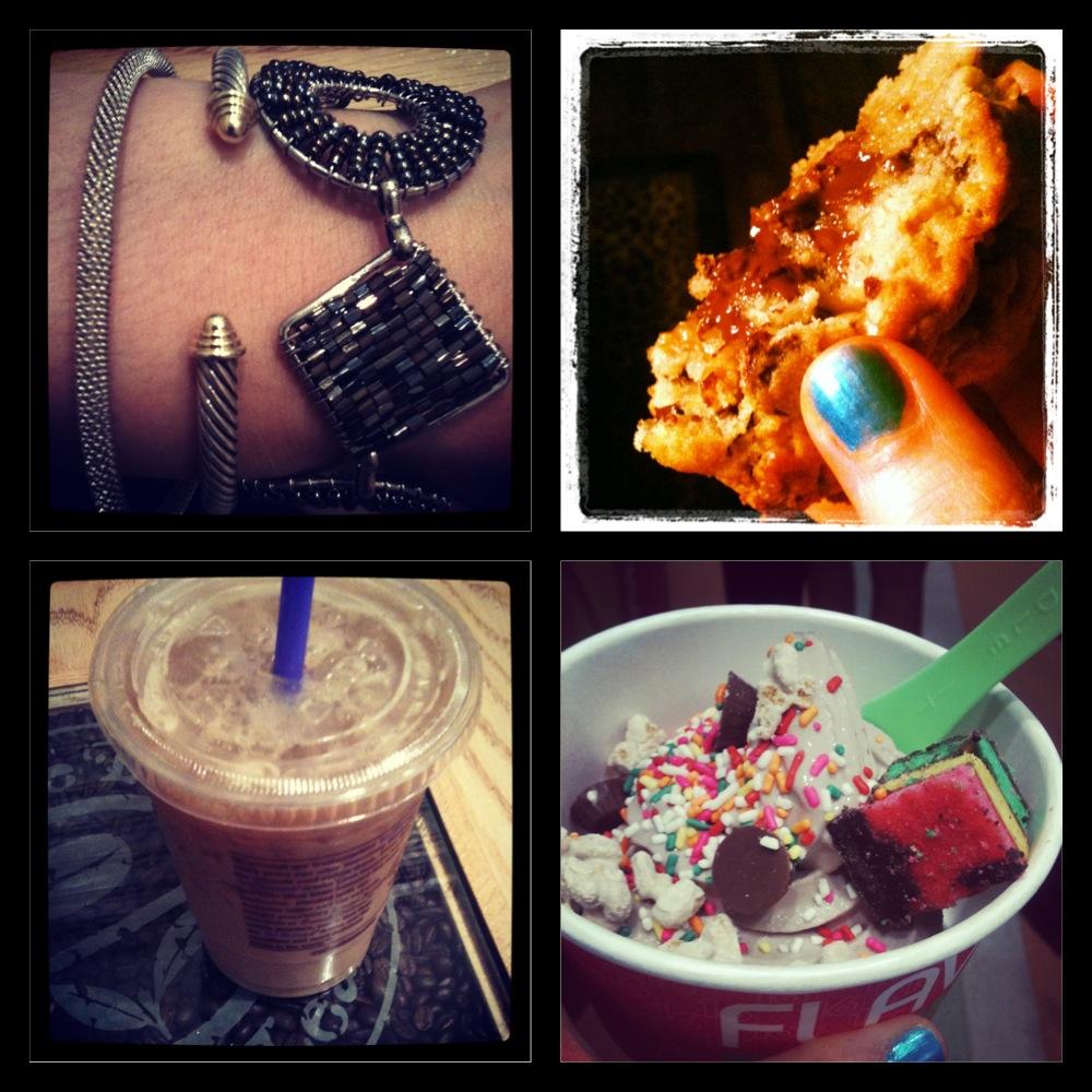 Instagram Weekend: Cookies from Levain Bakery & More