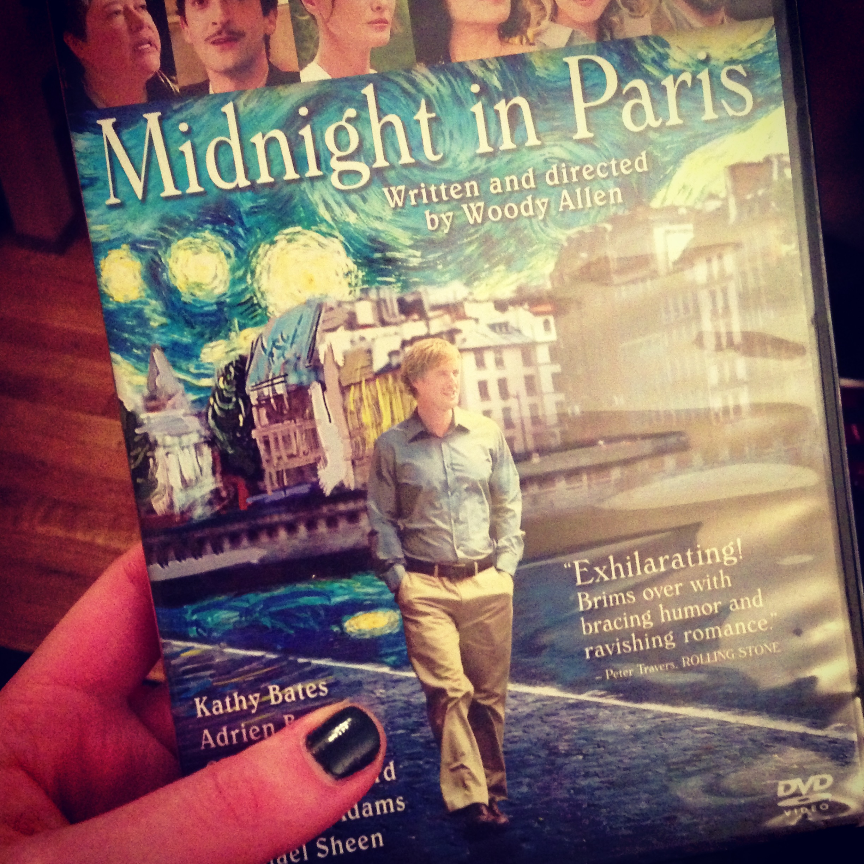 Instagram Weekend: Midnight in Paris & a Lululemon Bright Find