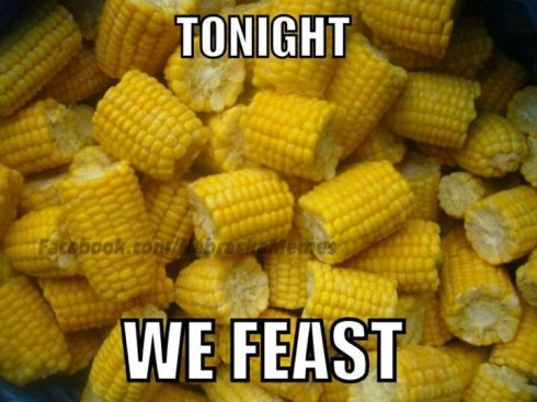 Corn on the Cob Meme